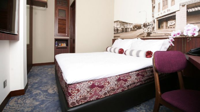 Single room (superior) Aqueen Heritage Hotel Joo Chiat