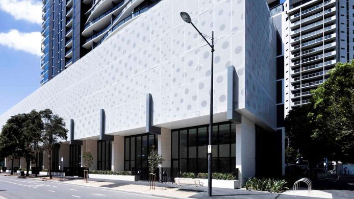Exterior View The Sebel Residences Melbourne Docklands