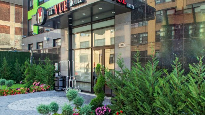 Vista exterior The Vue Hotel Ascend Hotel Collection