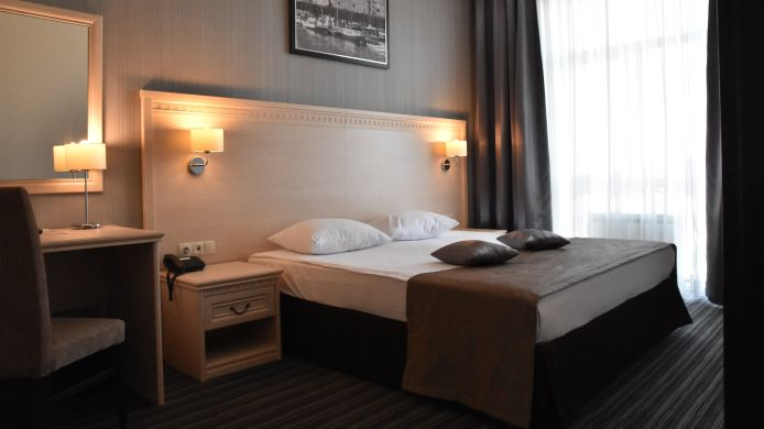 Chambre individuelle (standard) Iskra Hotel