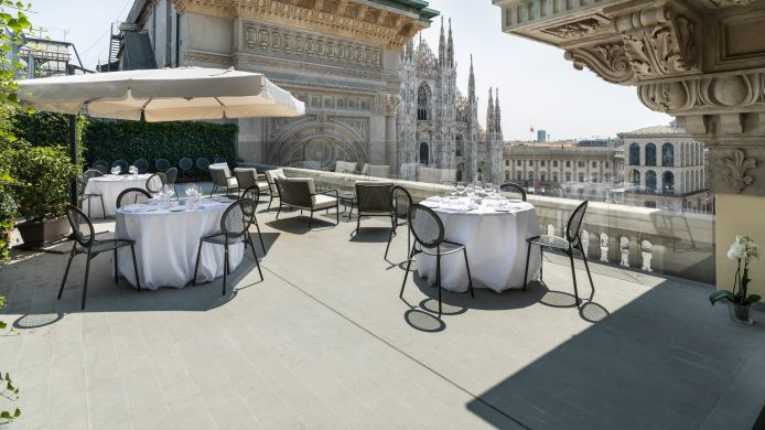 Hotel Townhouse Duomo Hotel A 5 Hrs Stelle A Milano