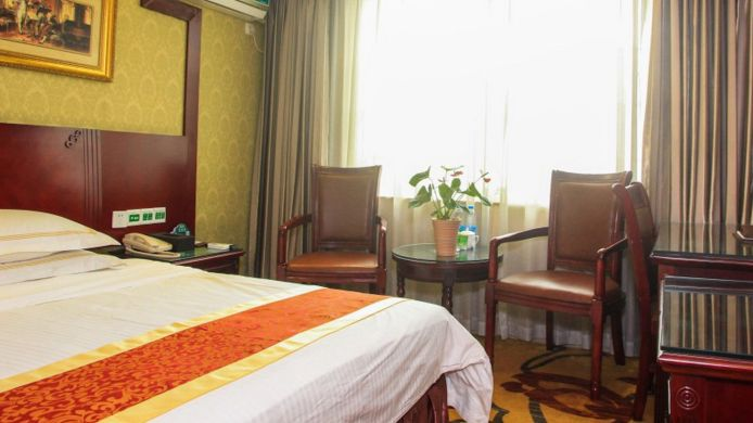 Camera singola (Comfort) GreenTree Inn GuangZhou Dayuan Middle Road(Domestic guest only)