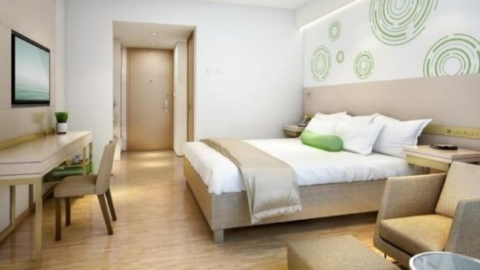 Einzelzimmer Standard GreenTree Inn Shunyi Airport Litian(Domestic Guest only)