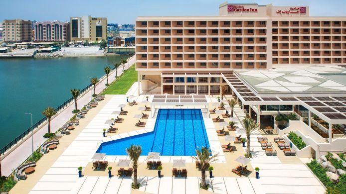 Hilton Garden Inn Ras Al Khaimah 4 Hrs Star Hotel