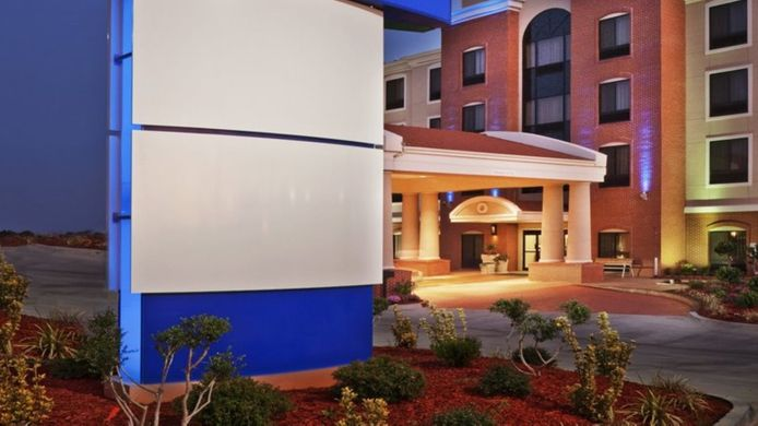 Außenansicht Holiday Inn Express & Suites CHALMETTE - NEW ORLEANS S