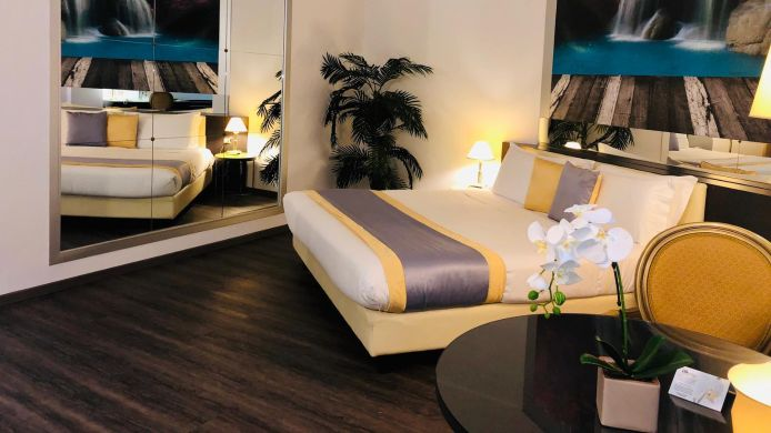 Business-Zimmer AS Hotel Sempione Fiera