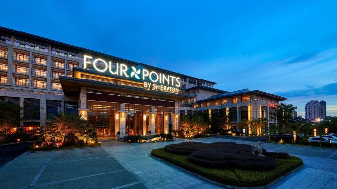 Außenansicht Four Points by Sheraton Danzhou