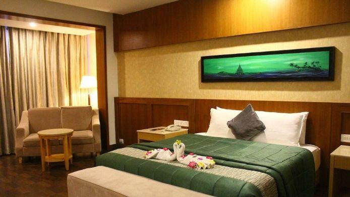 Exterior View Vgp Golden Beach Resort