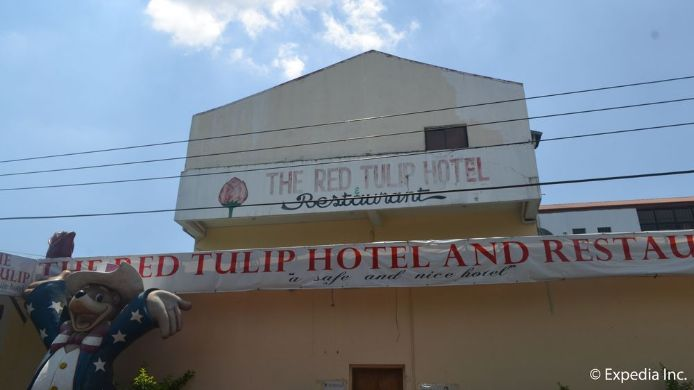 Exterior view Red Tulip Hotel