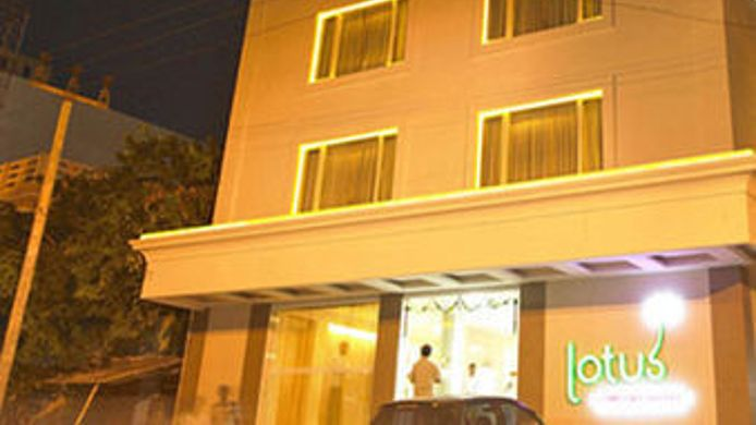 Lotus Comfort-A Pondy Hotel - 3 HRS star hotel in Pondicherry