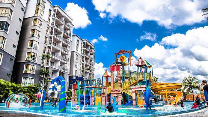 Hotel Gold Coast Malacca International Resort - 3 HRS star