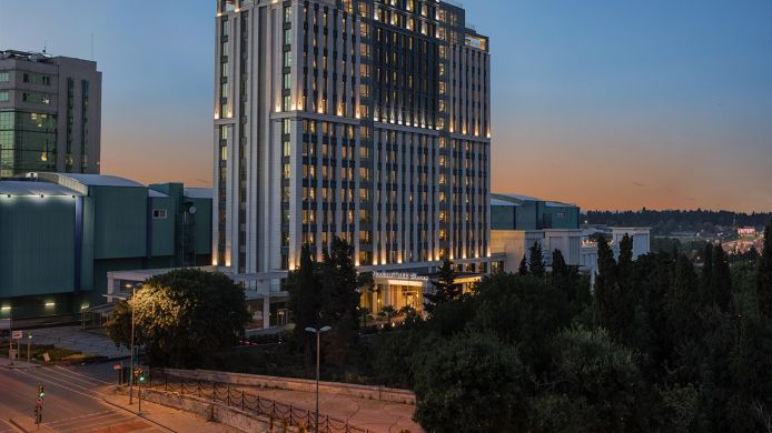 Exterior view DoubleTree by Hilton Istanbul Topkapi