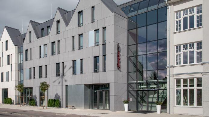 Hotel Hampton By Hilton Gdansk Oliwa Gdańsk Dokonaj