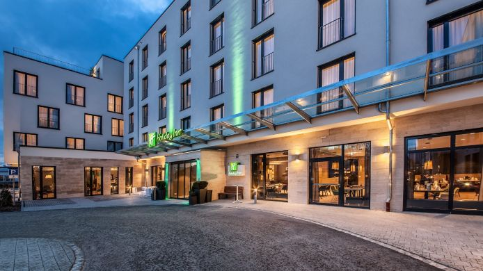 Außenansicht Holiday Inn MUNICH - CITY EAST