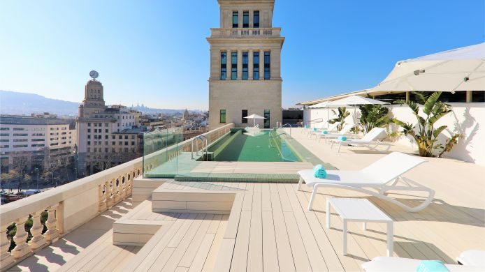 Hotel Iberostar Paseo De Gracia 4 Hrs Star Hotel In Barcelona