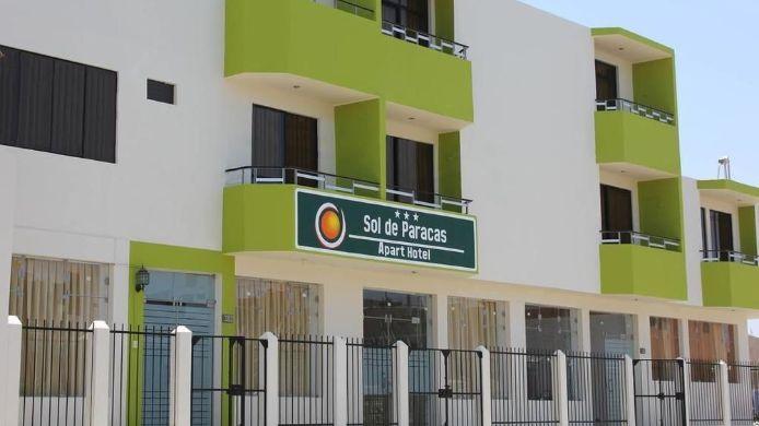 Sol De Paracas Apart Hotel Pisco 2 Hrs Sterne Hotel Bei Hrs Mit