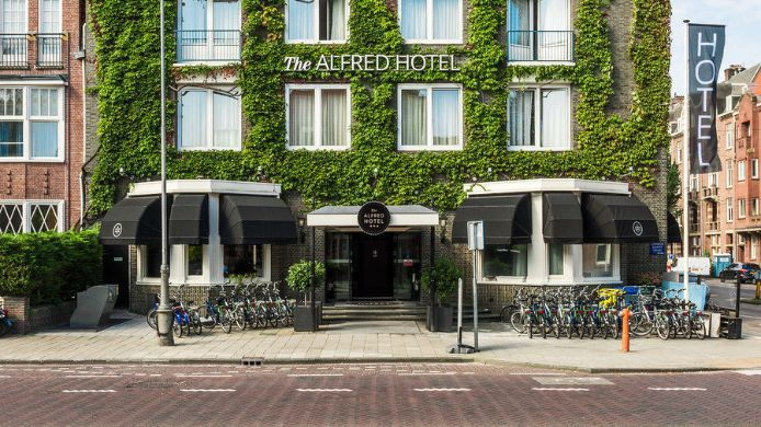 The Alfred Hotel - Hotel a 3 HRS stelle a Amsterdam