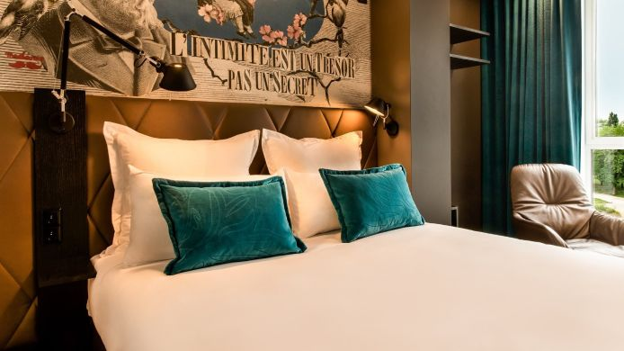 Zimmer Motel One Paris