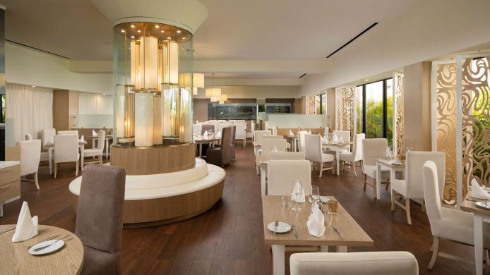 Restaurant CIRCLE AT PARADISUS PALMA REAL