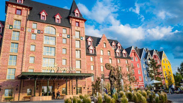 Europa Park Hotels Kronasar Rust 4 Hrs Sterne Hotel Bei Hrs Mit