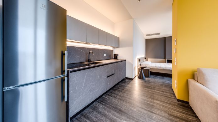 Business-Zimmer Sky Tower Suite Residence