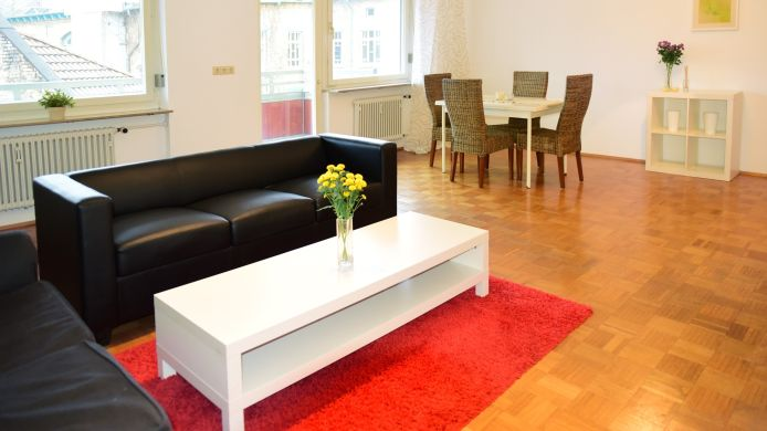 Tweepersoonskamer (comfort) SEEGER Living City Apartments