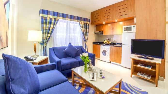 Golden Sands 3 Hotel Apartments in Dubai