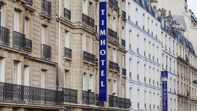 Picture Timhotel Montparnasse