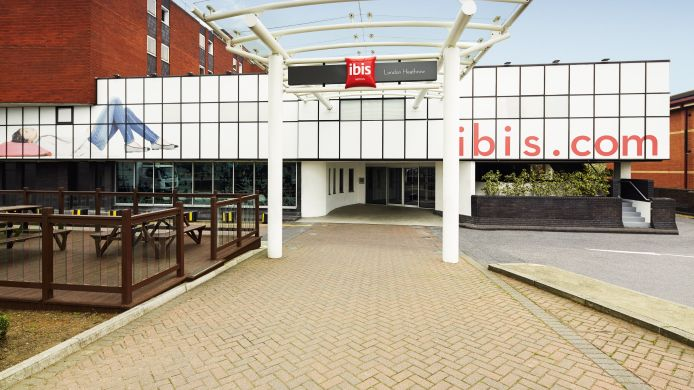 Picture Ibis London Heathrow Airport