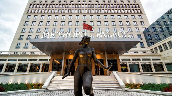 Picture Belgrade A Luxury Collection Hotel Metropol Palace