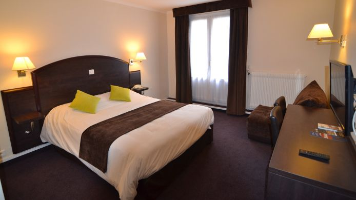 Double Room Superior Brit Hotel Cahors Le France