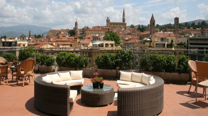 Continentale Hotel - Hotel a 4 HRS stelle a Arezzo