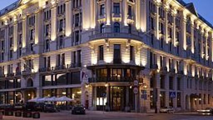 Exterior View Hotel Bristol A Luxury Collection