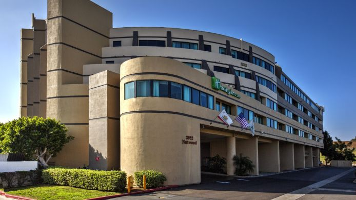 Exterior view Holiday Inn Hotel & Suites ANAHEIM - FULLERTON
