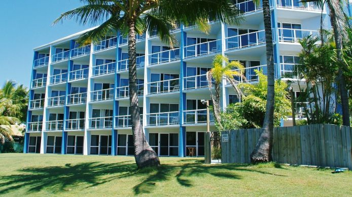 Exterior view OCEAN INTERNATIONAL