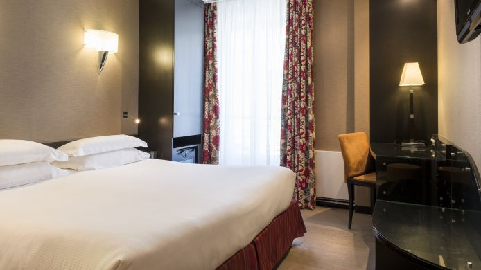double room superior best western le jardin de cluny