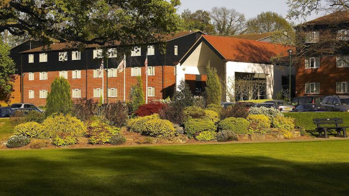 Meon Valley Marriott Hotel And Country Club Shedfield Southampton