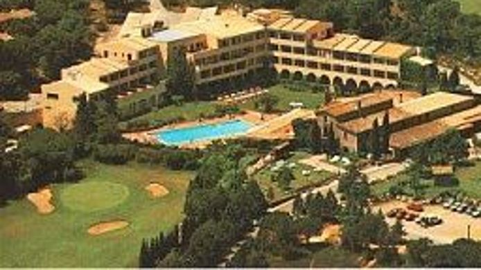 Exterior view Golf Costa Brava Hotel