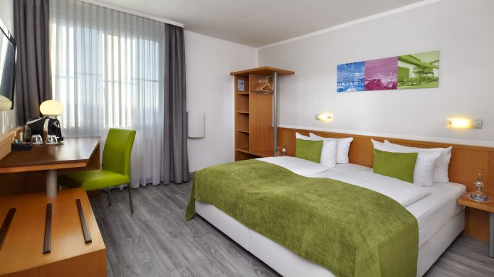 Single room (standard) Tryp Dortmund Hotel