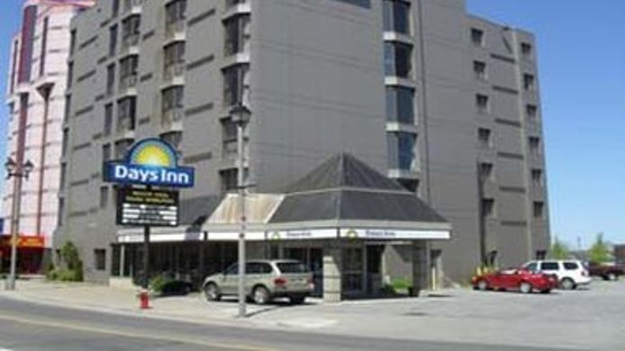 Exterior view DAYS INN - NIAGARA FALLS NEAR