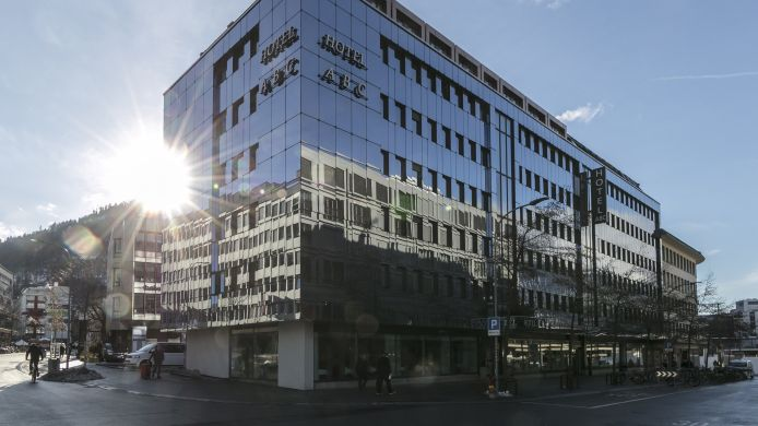 ABC Swiss Quality Hotel Chur - 4 HRS Sterne Hotel: Bei HRS mit ...