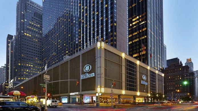 Hilton Hotels Near Grand Central Station New York