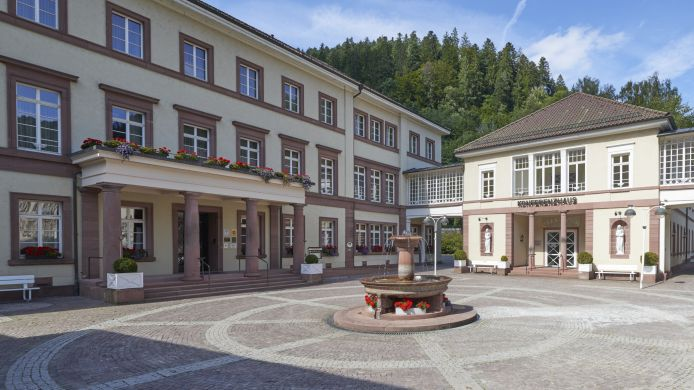 Bad Teinach Therme Hotel