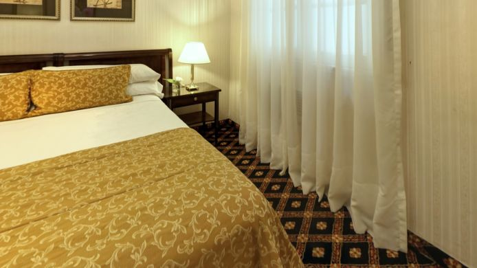Double room (standard) Carsson Hotel