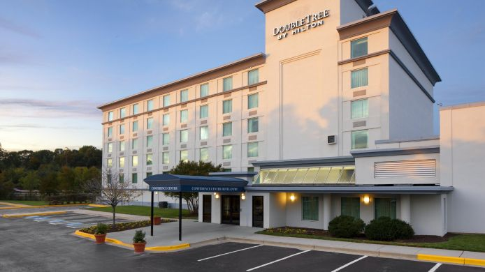 Buitenaanzicht DoubleTree by Hilton Hotel Annapolis
