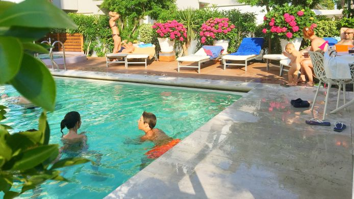 Hotel Select Suites & Spa - 4 HRS star hotel in Riccione