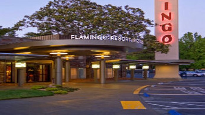 Exterior view FLAMINGO RESORT HOTEL AND SPA