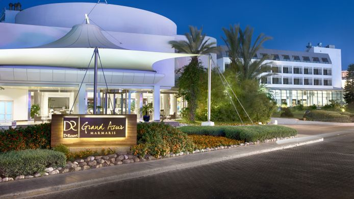 Exterior view D Resort Grand Azur