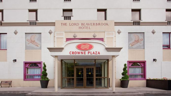 Buitenaanzicht Crowne Plaza FREDERICTON-LORD BEAVERBROOK