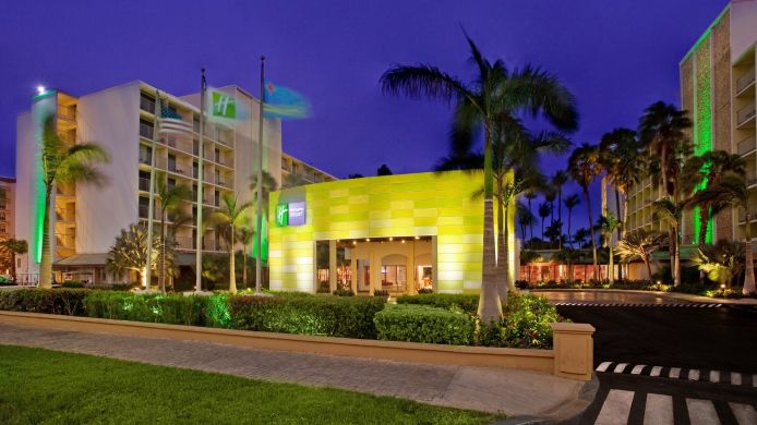 Exterior view Holiday Inn Resort ARUBA-BEACH RESORT & CASINO